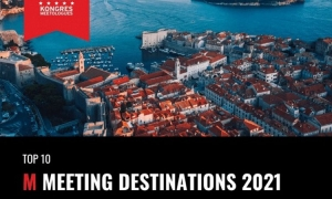 Dubrovnik named as a best congress destination in Central and Southeast Europe