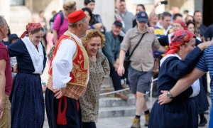 PHOTO – Everyone is dancing to the spirit of Dubrovnik