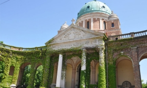 Mirogoj cemetery will play the big cemetery in Moscow