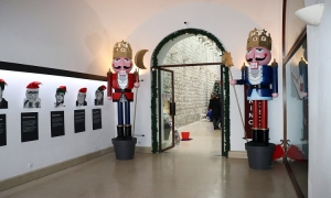 North Pole Station: The newest addition to the Dubrovnik Winter Festival