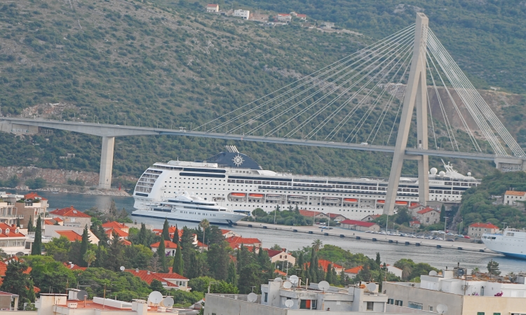 RED CRUISER DAY – More than 7500 visitors expected in Dubrovnik today