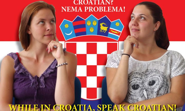 Learn Croatian today