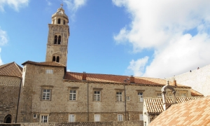 Discover Dubrovnik - the Dominican Monastery