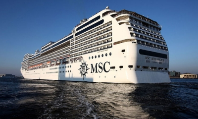 MSC Cruise halts whole fleet