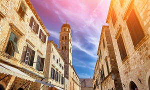 A weekend full of sunshine on the way for Dubrovnik