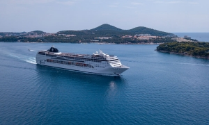 Increase in cruise tourism