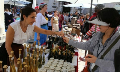Festival of jams and marmalade in Dubrovnik