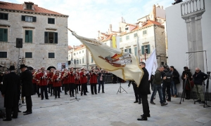 1048th Festivity of St. Blaise opens with releasing of doves