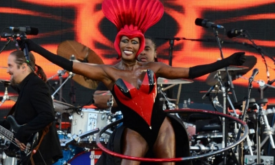 Grace Jones to perform in Croatia for the first time