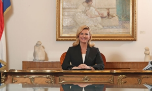 INTERVIEW - I remember how much I yearned for democracy, when I was a girl growing up in the communist Yugoslavia – Kolinda Grabar-Kitarović