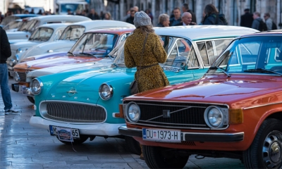 Old Timers along the Stradun