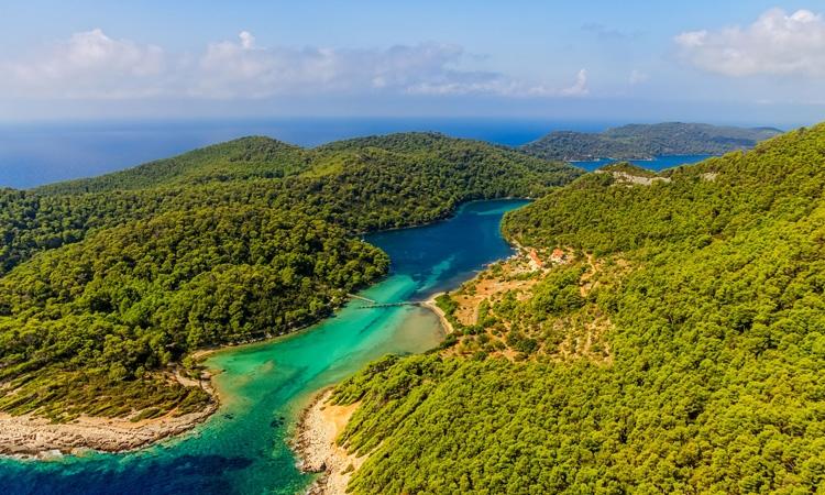 Mljet and Vis named in top European islands list