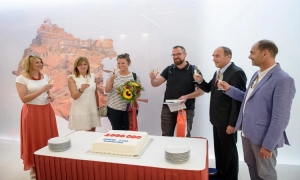 Two millionth passenger arrives to the Dubrovnik Airport