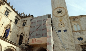 Iconic Dubrovnik roof to be rebuilt after storm damage