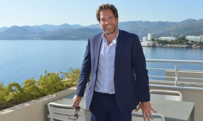 Michael Weatherly in Dubrovnik