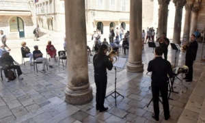 Spend your Saturday morning in front of Rector's Palace