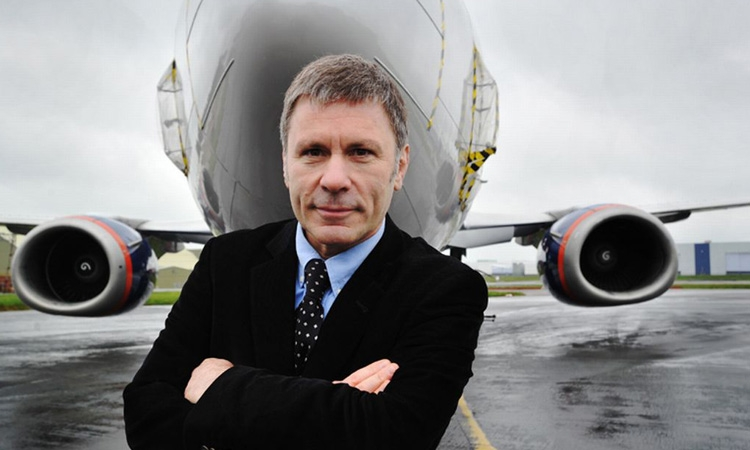 Iron Maiden business angel coming to Zagreb
