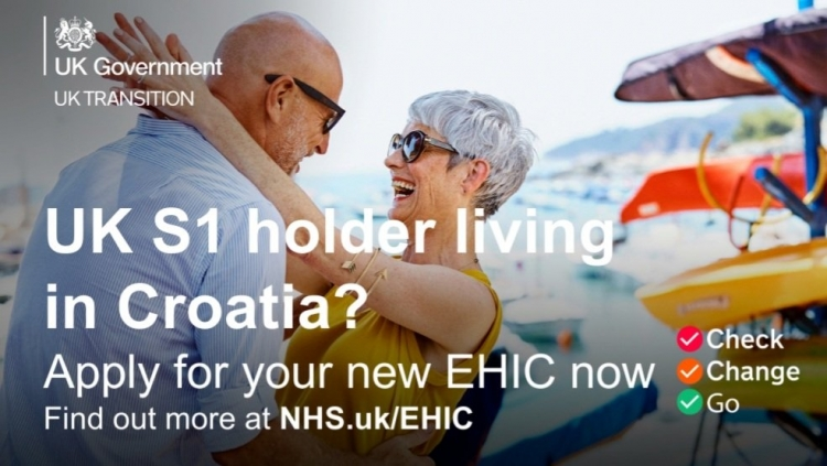 UK Nationals living in Croatia – know the new healthcare rights