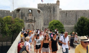 Record breaking year for Croatian tourism