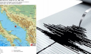 Earthquake shakes the south of Croatia