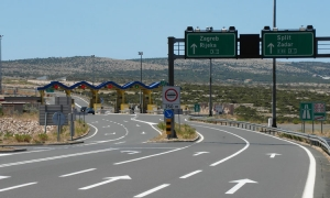 Over 22 million vehicles use Croatian motorway system in summer season