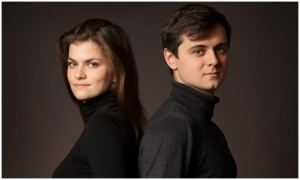 Aleksey Semenenko and Inna Firsova to have a concert in the Rector's Palace