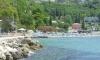 Mlini beach clean for swimming again