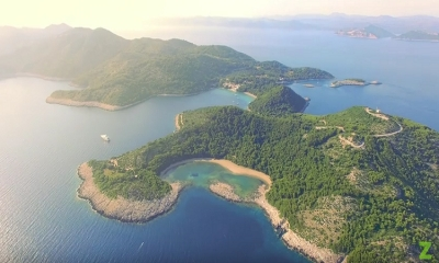 VIDEO - Amazing Mljet island in 4K