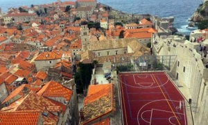 Dubrovnik hits the list of the best designed basketball courts in the world