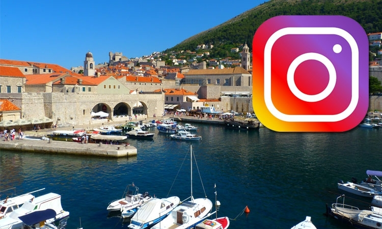 Our top five favourite Dubrovnik Instagram of this week