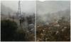 Fire breaks out in the hills of Konavle