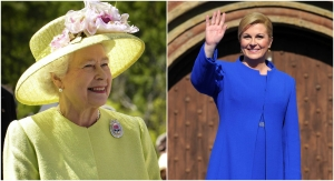 Croatian president to visit the Queen for the first time