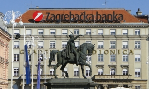 Zagrebacka bank rated the best bank in Croatia - Croatian banks rate higher than US in new survey