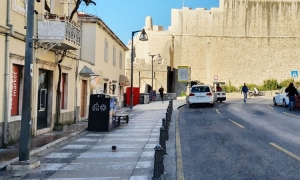 Eastern entrance to Dubrovnik to get a new look - taxi rank abolished