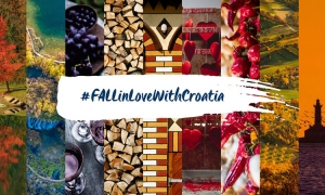 Croatian National Tourist Board launches a new autumn campaign on social networks – Fall in Love With Croatia