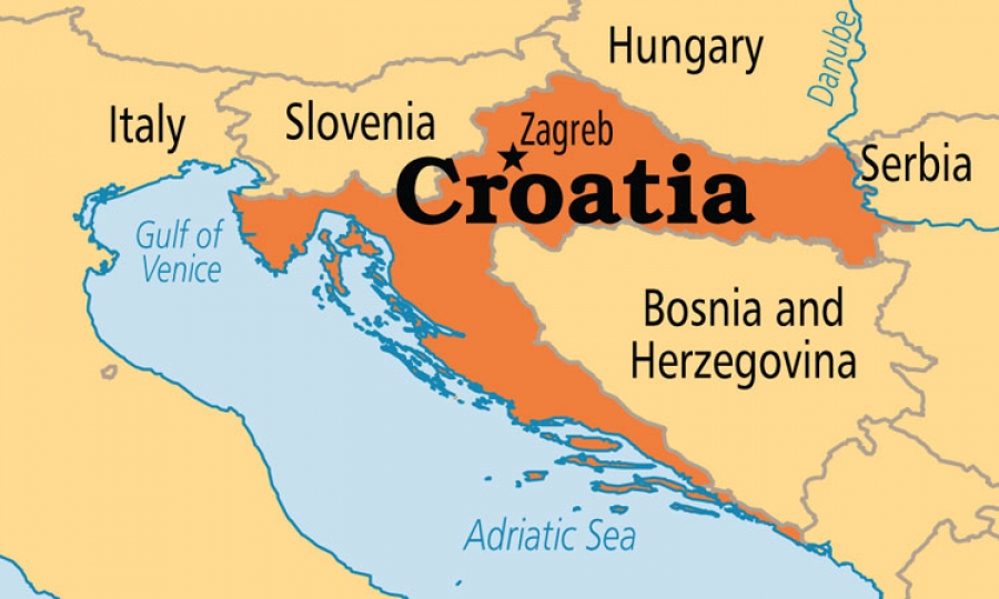 Dwindling Croatian Population