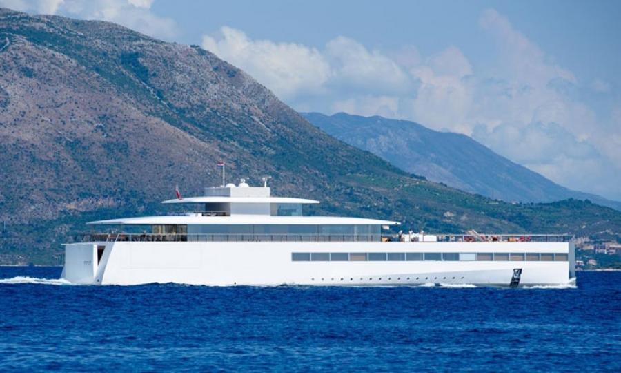 Super Yacht In Dubrovnik