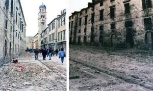 A date that is etched in Dubrovnik's history – 28 years ago the city defended the heaviest attack in the Homeland War