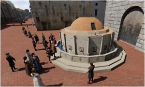 VIDEO – Dubrovnik before the big earthquake of 1667