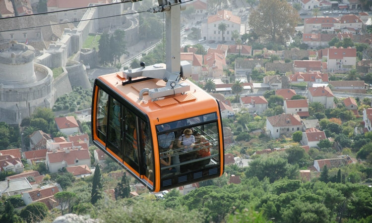 Cable car closed for a week