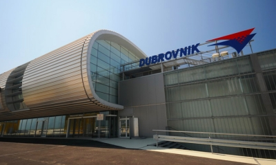 Dubrovnik Airport receives 214 million Euros for new terminal