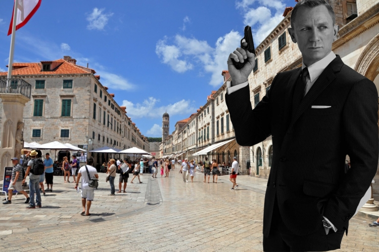 James Bond to film in Dubrovnik?