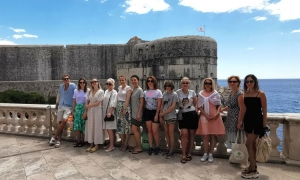 From Russia with love - leading Russian journalists on Dubrovnik tour