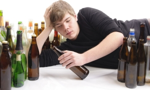 Third of 15 year-old boys drink every week