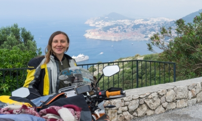 ALMOST FIVE YEARS ON THE ROAD – World traveler Anna Grechishkina: Croatia is a piece of paradise on earth