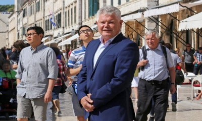 Mayor of Dubrovnik to act in the new Robin Hood movie?