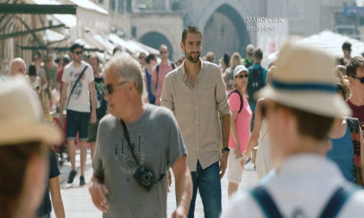 Promotional video of Croatian Tourist Board nominated for prestigious award