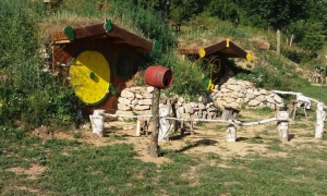 Live like a hobbit on the Velebit mountain for only 30 Euros a night