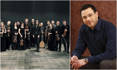 Outstanding countertenor Andreas Scholl and Ensemble 1700 to perform at the Rector's Palace