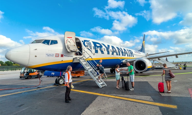 New connections to Croatia from Ryanair
